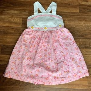 Toddler Daisy Day Party Dress